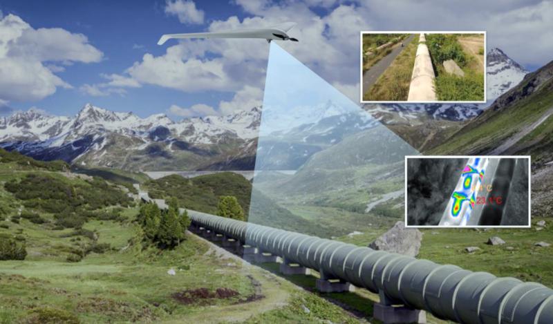 Terra Drone Akuisisi C-Astral Aerospace untuk Solusi Monitoring Jalur Pipa