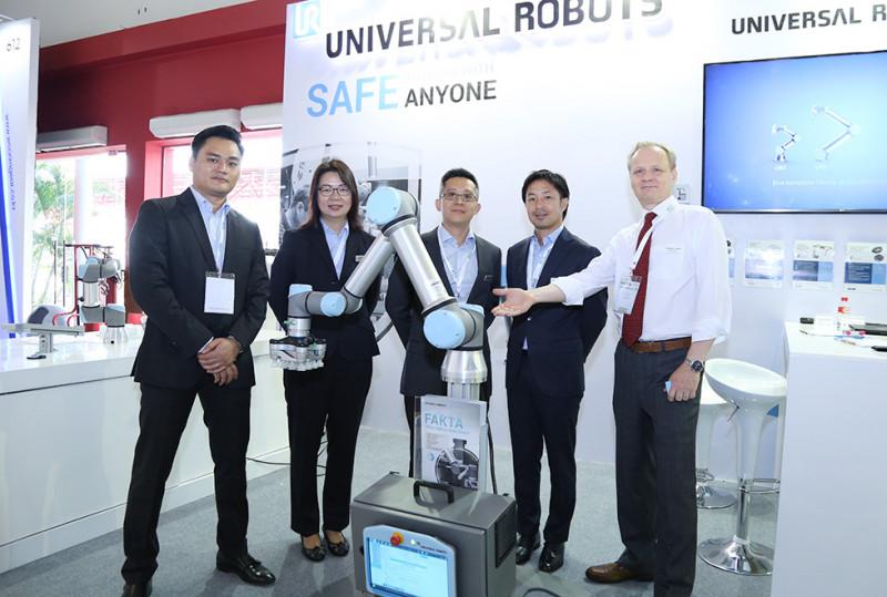 """Universal Robots Lirik Peluang dari Roadmap """"Making Indonesia 4.0"""""""