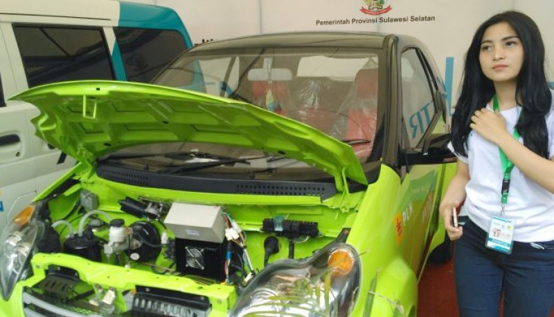 Usung Clean Energy, Makassar Siap Kembangkan Mobil Listrik