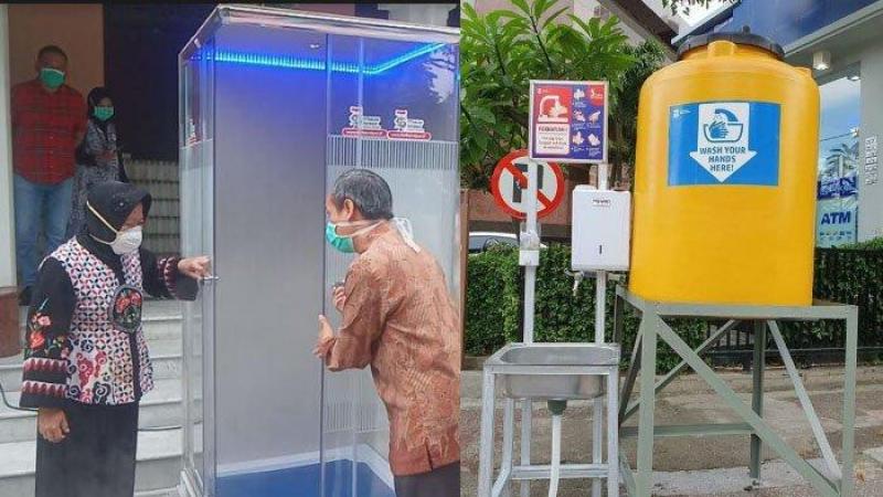 Yuk, Buat Box Sanitizer Electric Di Rumah