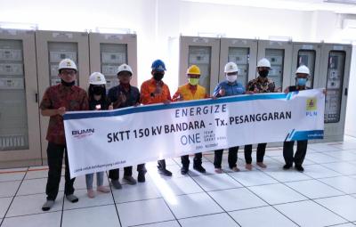 Photo of Perkuat Keandalan Listrik Bali, PLN Rampungkan Proyek SKTT 150 KV