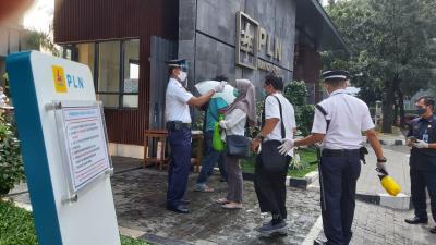 Photo of Protokol Covid-19: Seluruh Karyawan PLN Bekerja dari Rumah Selama Seminggu