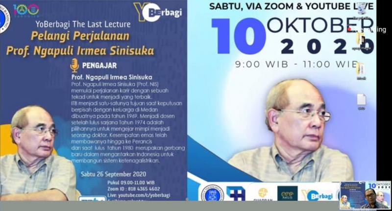 Photo of Pelangi 46 Tahun Perjalanan Karir Prof. Ngapuli Irmea Sinisuka