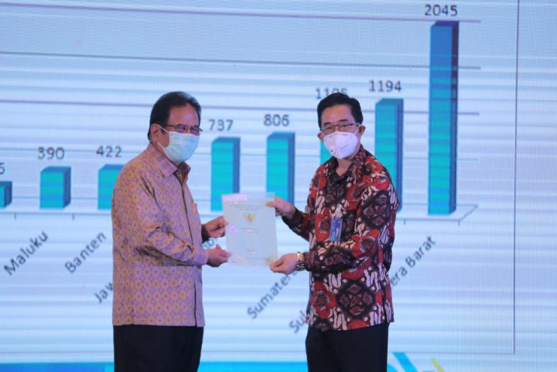 Photo of Amankan Aset Tanah Senilai Rp 1,7 Triliun, Sinergi PLN - KPK- ATR/BPN di Sumbar dan Banten