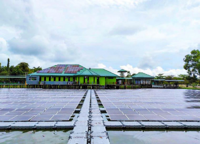 Photo of Adaro Incar Proyek PLTS Skala Besar