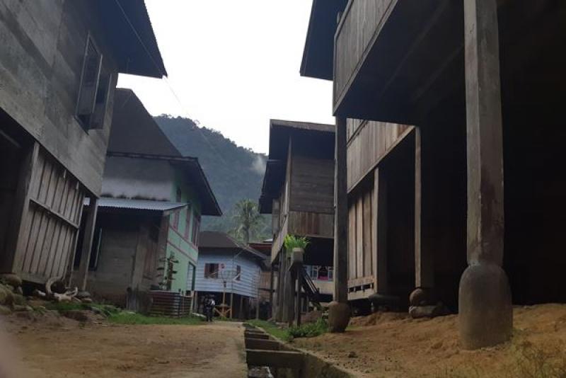 Photo of Alhamdulillah, Tinggal Dua Desa Di Jambi Yang Harus Dilistriki
