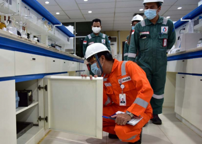 Photo of Badak LNG Gelar Management Inspection Ke-33