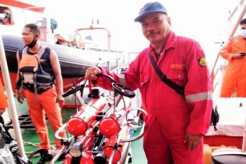 Badan Litbang ESDM Kirim Tenaga Ahli ROV dalam Pencarian Pesawat Sriwijaya Air SJ-182