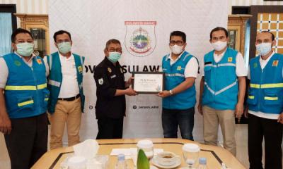 Photo of Berhasil Pulihkan Listrik Pasca Gempa, Gubernur Sulbar Sampaikan Apresiasi