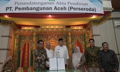 Photo of BUMD Aceh Kelola Warisan Blok Migas, Jangan Senang Dulu