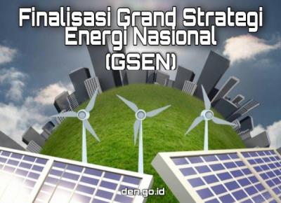 Photo of DEN Mulai Membahas Grand Strategi Energi Nasional