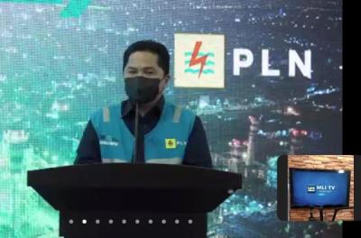 Photo of Dibilang PLN Garap Proyek Aneh-aneh Oleh Menteri BUMN, Pengamat : Dia Gagal Paham