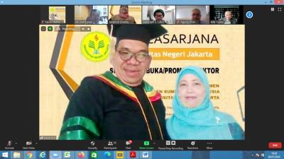 Photo of Dosen IT PLN Raih Gelar Doktor Dengan Lulusan Tercepat
