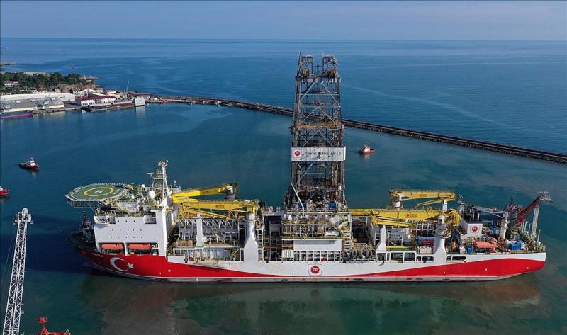 Gas Di Laut Hitam Penuhi Energi Turki Untuk 40 Tahun Mendatang