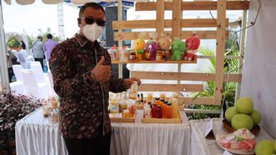 Photo of GeoDipa Kerjasama Inovasi Teknologi Pertanian dengan Kementerian Pertanian