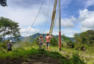 Photo of Hadirkan Listrik di Dusun Enrekang Sulsel, PLN Dorong Produktivitas Warga