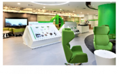 Photo of Inilah Kantor Pintar Schneider Electric