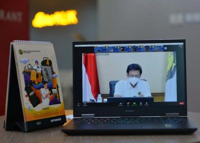 Photo of Isi Kuliah Umum Program Gerilya, Ini Pesan Dirjen Ketenagalistrikan