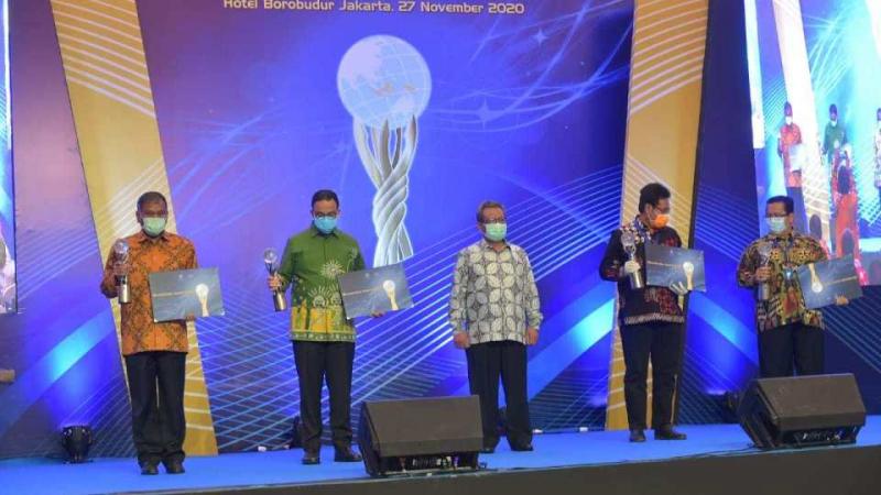 Photo of Kementeria ESDM Sukses Raih Gelar Terbaik Ajang Bhumandala Kanaka
