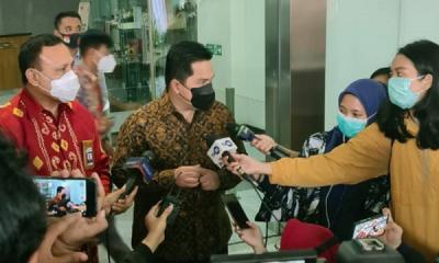 Photo of Komitmen Berantas Korupsi, PLN dan KPK Integrasikan Pengaduan
