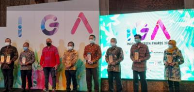 Photo of Komitmen Jaga Kelestarian Lingkungan, PLN Raih The Best Indonesia Green Awards 2021