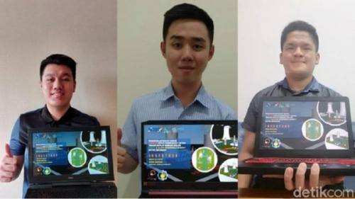 Photo of Mahasiswa ITS Lakukan Penelitian Thorium untuk Bahan Bakar PLTN