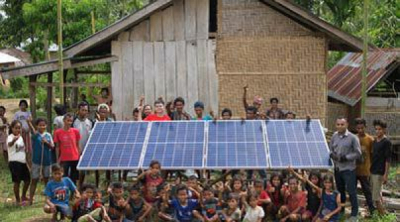 Photo of Menerangi Remote Area Lewat Surya
