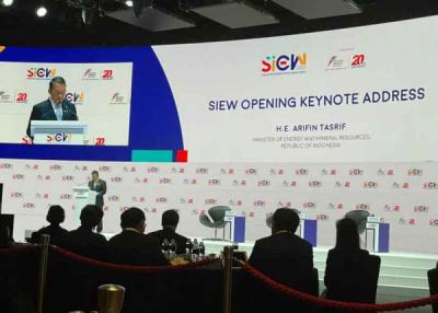 Menteri ESDM: Pembangunan ASEAN Power Grid Peluang Besar Genjot Pemanfaatan EBT