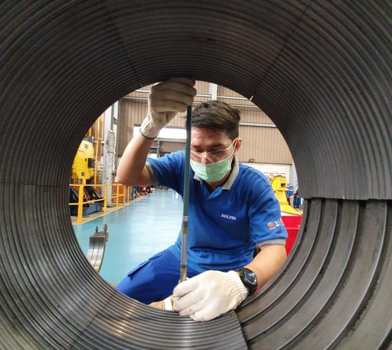 Photo of Sulzer Hadirkan Fasilitas 'ONE STOP SERVICE' Mesin Pembangkit di Asia Pasifik