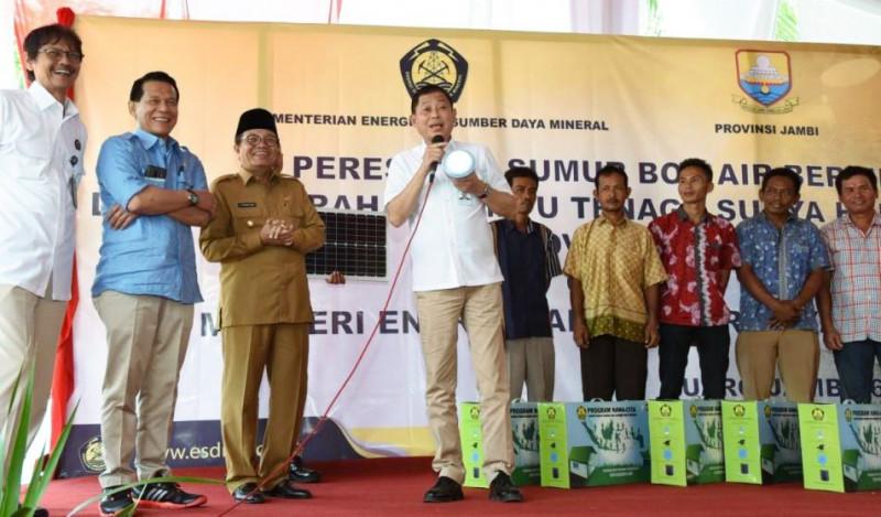 175 Ribu LTSHE Didistribusikan ke Indonesia Timur