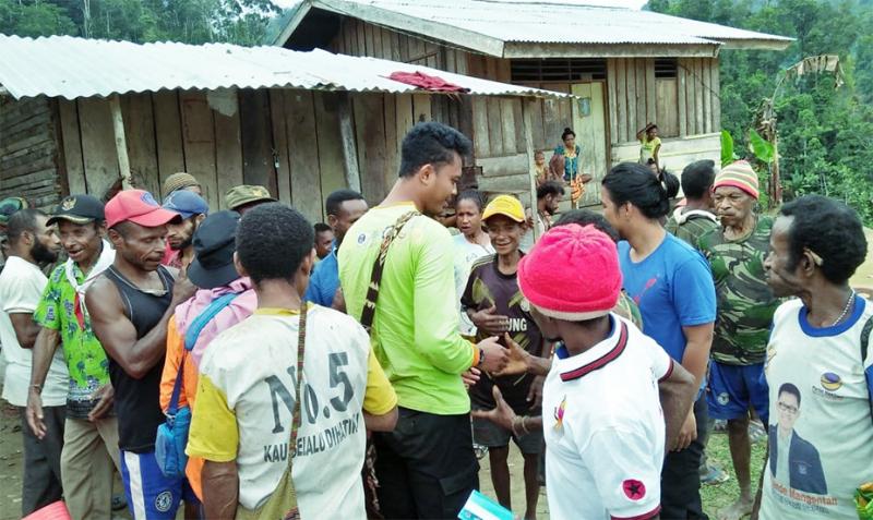2020 PLN Fokus Listriki 78.000 Rumah di Papua