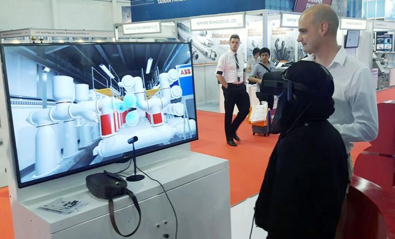 ABB Hadirkan Teknologi Digitalisasi, Otomatisasi, Microgrid, Hingga Robotic