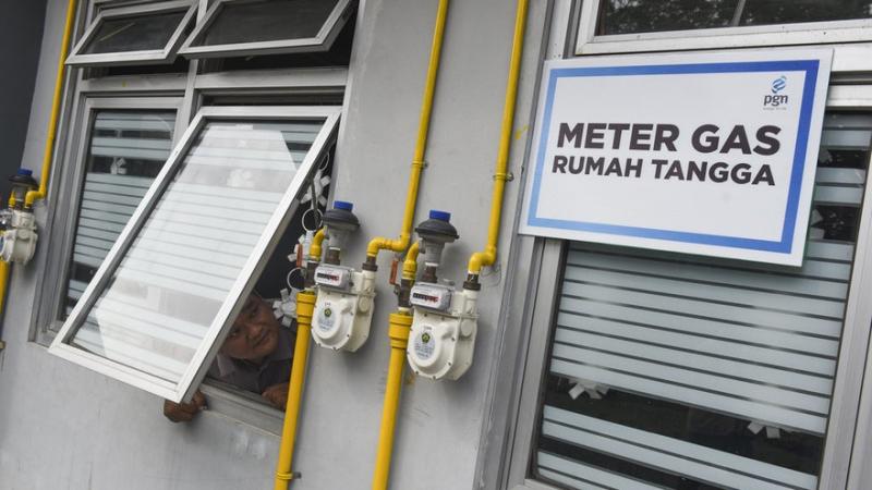Ada Empat Juta Sambungan, ESDM Percepat Pembangunan Jaringan Gas Perkotaan