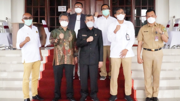 Alih Kelola Blok Rokan dari Chevron ke Pertamina Didukung Pemprov Riau