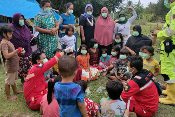 ANTAM Tangani Dampak Bencana Alam di Berbagai Wilayah Indonesia