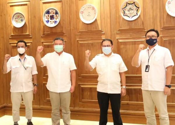 Asuransi Jasindo Selesaikan Klaim PT Transportasi Gas Indonesia