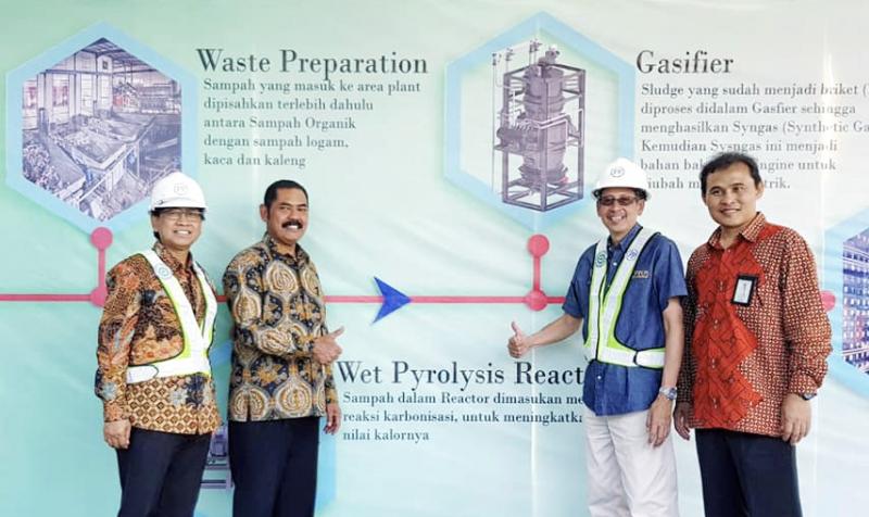 Atasi Masalah Sampah, PLN Dukung Pembangunan PLTSa di Solo
