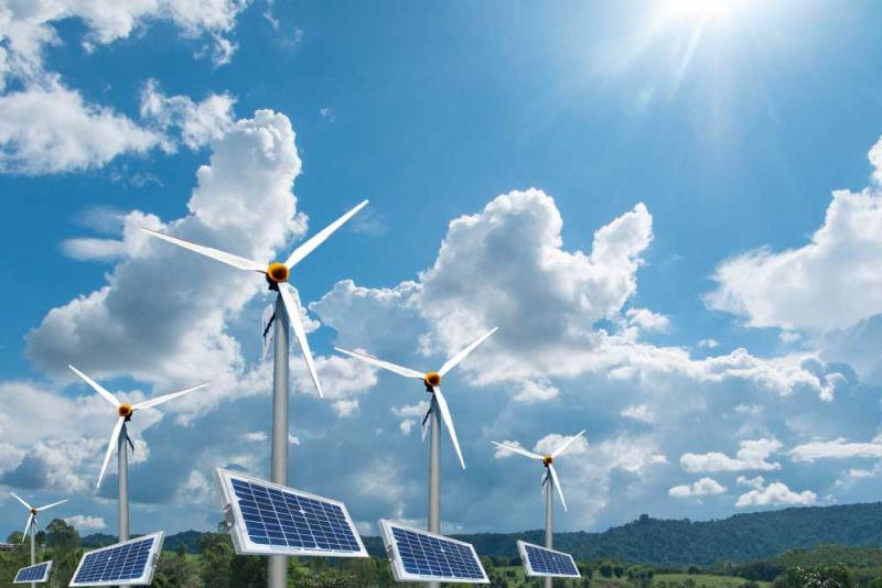 Bakal Jadi Kawasan Industri, Bupati Ini Ajak Investor Bangun Energi Kincir Angin