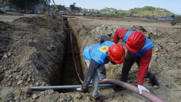 Bangun Infrastruktur Kelistrikan Sirkuit Mandalika, PLN Investasikan Rp76 Miliar