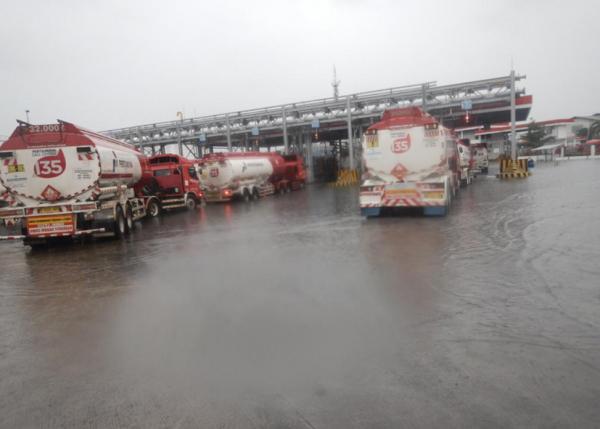 Banjir di Semarang, Pertamina Pastikan Layanan dan Fasilitas Operasional Tetap Berjalan