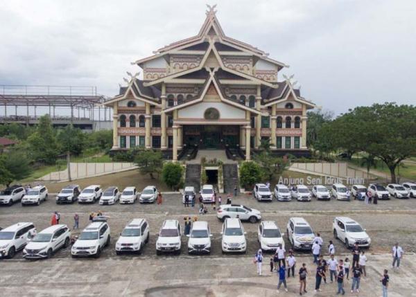 BBM Berkualitas Diminati Komunitas Pecinta Mobil Putih di Riau