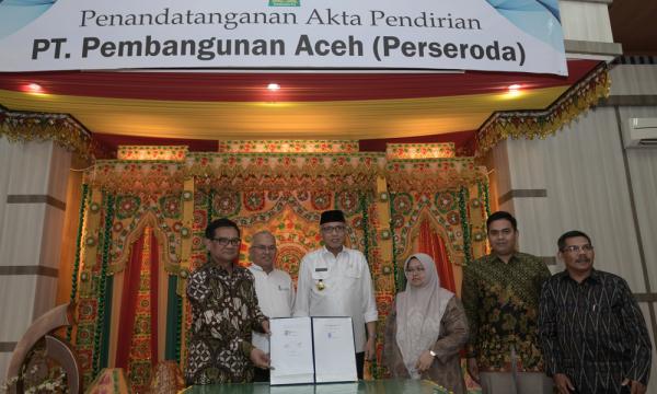BUMD Aceh Kelola Warisan Blok Migas, Jangan Senang Dulu