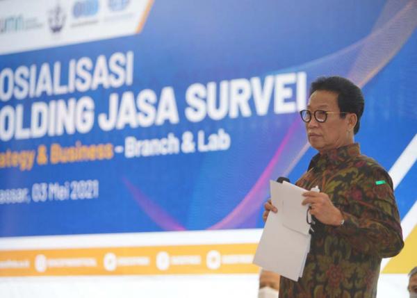 BUMN Jasa Survei siap Berkolaborasi untuk Indonesia Timur
