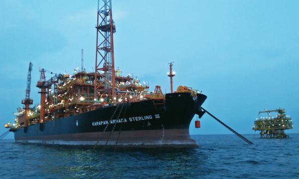 Cadangan Terbukti Minyak dan Gas Bumi Nasional