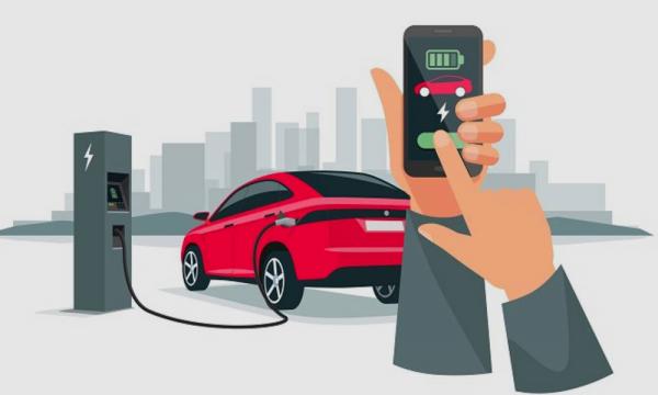 Cara Isi Ulang Baterai Kendaraan di SPKLU PLN