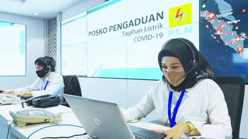Contact Center PLN Siap Layani Aduan dan Informasi Tagihan Listrik