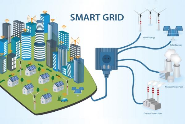 Demi Keandalan Sistem Tenaga Listrik, Sistem Smart Grid Siap Dibangun