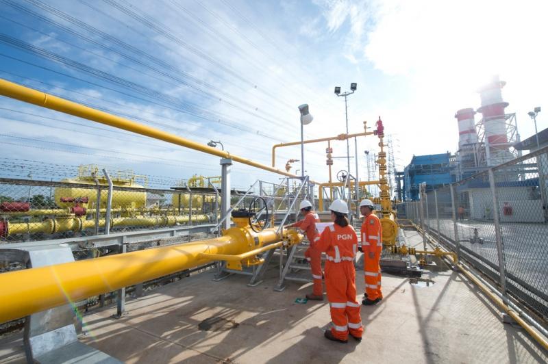 Demi Kemandirian Energi, 52 Pembangkit Ini Bakal Dipasok LNG