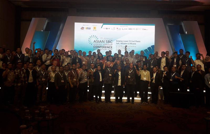 Direktur Operasional PJB Resmi Tutup Asian SBC Users Group Conference & Exhibition