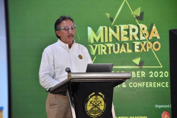 Dirjen MINERBA : Minerba Berperan Memulihkan Ekonomi Nasional di Saat Pandemi
